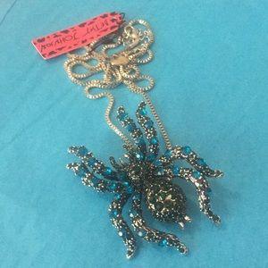 Spider 🕷 necklace/broach
